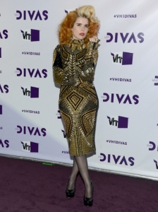 Paloma Faith's Dress at VH1 Divas 2012