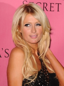 Paris Hilton Soft Wavy Hairstyle