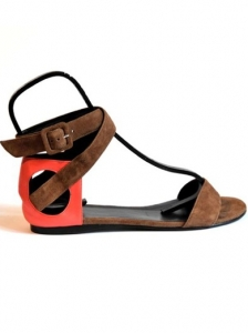 Pierre Hardy Flat Sandals