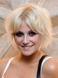 Pixie Lott New Short Haircut