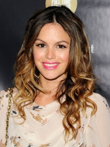 Rachel Bilson Ombre Hair Color