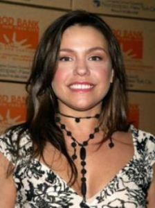 Rachel Ray with Casual Hairstyle