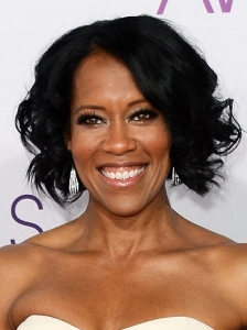 Regina King's Hairstyle at 2013 People's Choice Awards