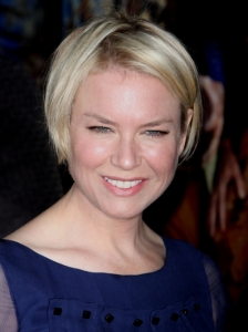 Renee Zellweger Short Bob Hairstyle