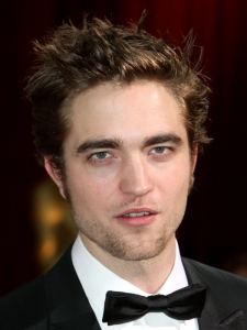 Robert Pattinson's Short Hairstyle
