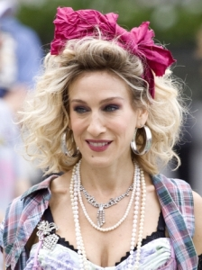 Sarah Jessica Parker 80s Hairstyle