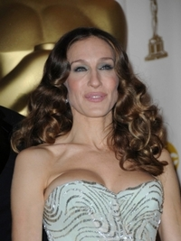 Sarah Jessica Parker Hairstyle at the Oscars