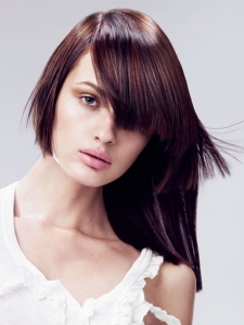 Stylish Brown Hair Highlights