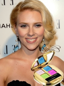 Scarlett Johansson Eye Makeup Product