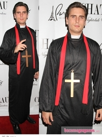 2011 Celebrity Halloween Costumes