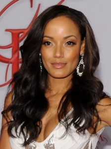 Selita Ebanks Loose Wavy Hairstyle