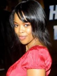 Malinda Williams' Razored Haircut