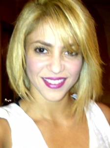 Shakira's New Bob Haircut