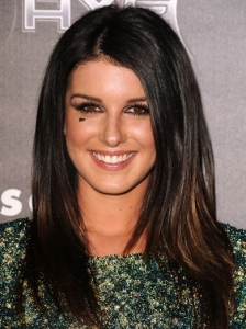 Shenae Grimes Long Layered Haircut