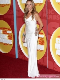 Sheryl Crow in Catherine Malandrino