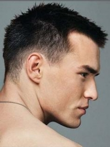 Ivy League Haircut for Men