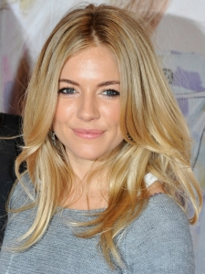Sienna Miller Soft Layered Hairstyle