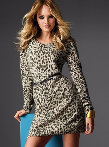 Slouchy Sweaterdress