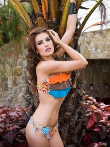 Miss Spain Paula Guillo