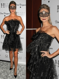Stacy Kiebler as Masked Beauty
