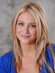 Stephanie Pratt Long Layered Hairstyle