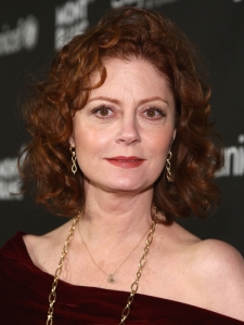 Susan Sarandon's Curly Bob Hairstyle