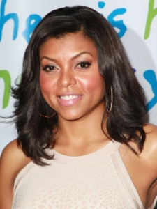 Taraji P Henson Medium Hairstyle
