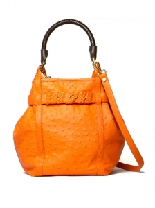 Thakoon Bright Orange Bag