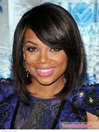Tiffany Hines Hairstyles