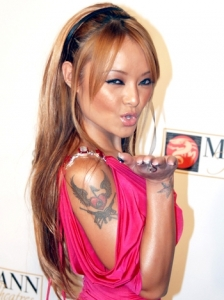 Tila Tequila Long Hairstyle with Headband