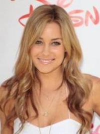 Lauren Conrad's Long Wavy Hairstyle
