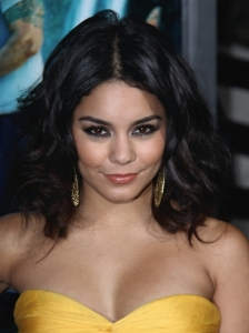 Vanessa Hudgens Shoulder-Length Waves