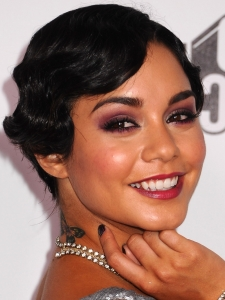 Vanessa Hudgens Old Hollywood Makeup