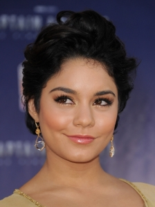 Vanessa Hudgens Short Hairstyle