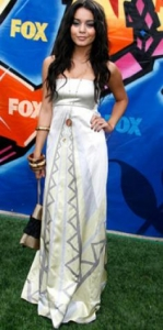 Vanessa Hudgens at Teen Choice Awards