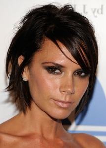 Victoria Beckham Dark Eye Makeup