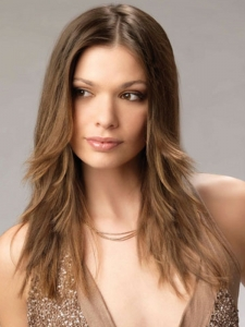 Wispy Layered Long Hair Style