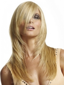 Hot Long Layered Hair Style