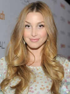 Whitney Port Loose Curls Hairstyle