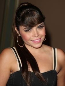 Yarel Ramos High Ponytail with Bangs