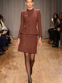 Zac Posen Fall 2014 Collection