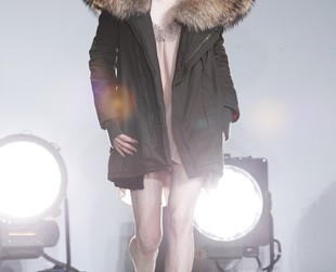 Zadig & Voltaire's fall 2014 RTW collection received a grungy, rock-chic spin, which made a the collection a magnet for attention. Check out the oh-so-wearable designs and pick your faves!
