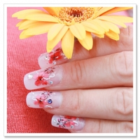 Acrylic Nails Fashion for spring