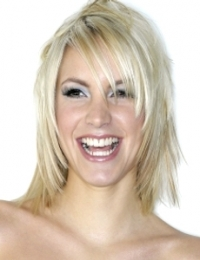 Layered Hairstyles  Fine Hair on Hairstyles And Haircuts For Fine Hair Jpg
