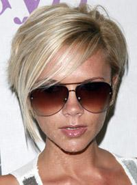 hairstyles of victoria beckham
