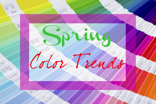 2009 Spring Summer Color Trends