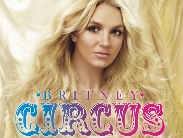 Britney Spears Circus Video with Lyrics
