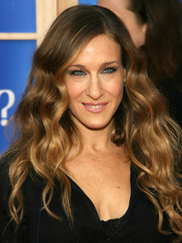 Celebrity Curly Hairstyles for Spring 2009