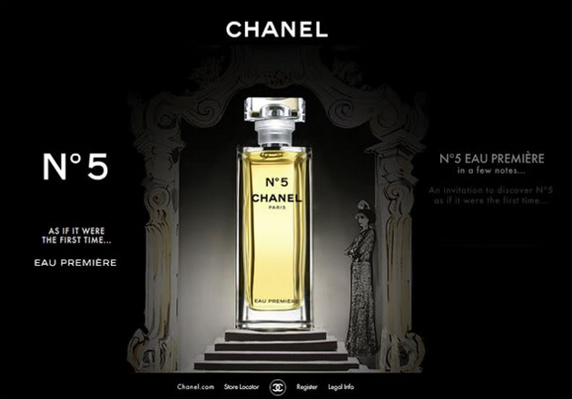 Chanel No 5 Eau Premiere - The Story of the Fragrance