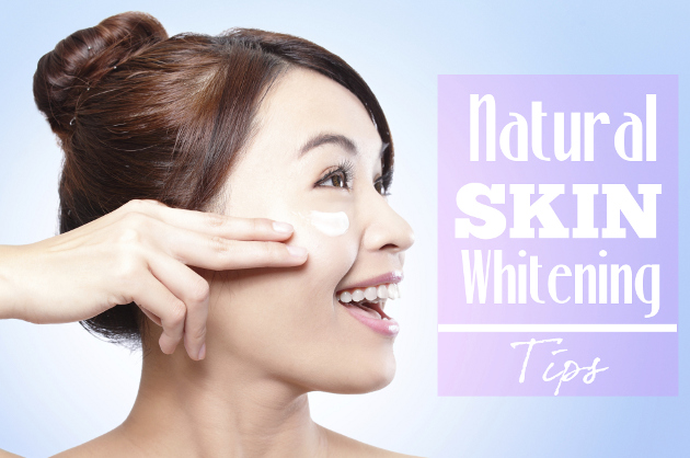 Cheap Natural Skin Whitening